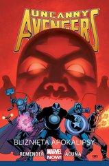 Uncanny Avengers: Bliźnięta apokalipsy Tom 2