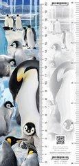 Zakładka 3D Pingwiny