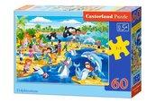 Puzzle Dolphinarium 60