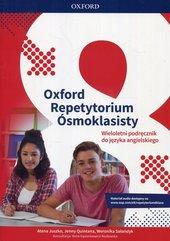 Oxford Repetytorium Ósmoklasisty Język angielski Podręcznik wieloletni