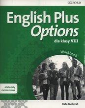 English Plus Options 8 Materiały ćwiczeniowe z kodem dostępu do Online Practcie