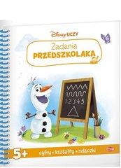 Disney uczy Kraina Lodu Zadania przedszkolaka