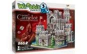 Wrebbit Puzzle 3D King Arthurs Camelot 865 elementów