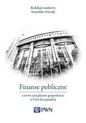 Finanse publiczne a nowe zarządzanie gospodarcze w Unii Europejskiej