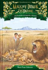 Afrykańska przygoda z lwami