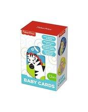 Karty obrazkowe na klipsie Baby Cards Zwierzęta