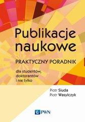 Publikacje naukowe