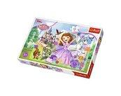 Puzzle 24 Maxi Kolorowy świat Zosi Jej Wysokość Zosia