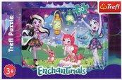Puzzle 30 Magiczny świat EnchanTimals