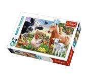 Puzzle Wesoła farma 60