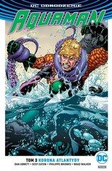 Aquaman Tom 3 Korona Atlantydy