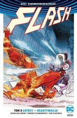 Flash Tom 3 Łotrzy reaktywacja DC Odrodzenie