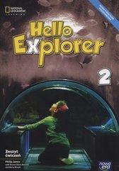 Hello Explorer 2 Zeszyt ćwiczeń