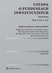 Ustawa o funduszach inwestycyjnych Komentarz