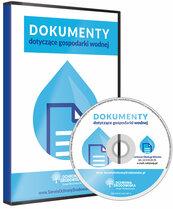 Dokumenty dotyczące gospodarki wodnej
