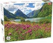 Bergsheimsvatnet Puzzle 1000
