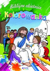 Biblijne obietnice Kolorowanka