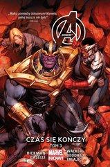 Avengers Tom 3 Czas się kończy