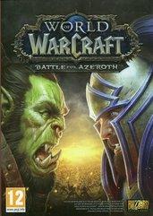 World of Warcraft Battle for Azeroth Dodatek