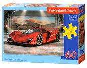 Puzzle Concept Car in Hangar 60