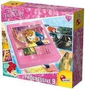Princess Progressive puzzles