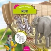 Noe Książeczka z kolorowankami
