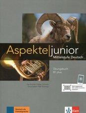 Aspekte junior B1+ Ubungsbuch mit Audios zum Download