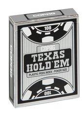 Texas Holdem Silver peek index czarne