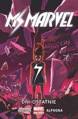 Ms Marvel Tom 4 Dni ostatnie