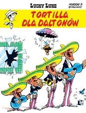 Lucky Luke Tortilla dla Daltonów