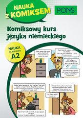 Komiksowy kurs niemieckiego A2 (M)