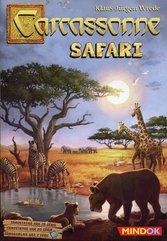 Carcassonne Safari Gra planszowa
