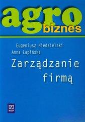Agrobiznes Zarządzanie firmą Podręcznik