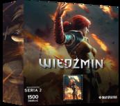 Puzzle Bohaterowie Wiedźmina seria 2 TRISS MERIGOLD