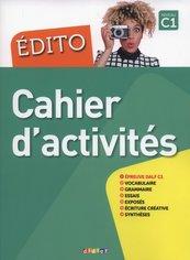 Edito C1 Cahier d'activities