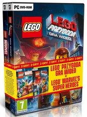 LEGO PRZYGODA & LEGO MARVEL BUNDLE PACK (PC) PL