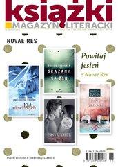 Magazyn Literacki Książki 10/2018
