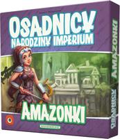 Osadnicy: Narodziny Imperium - Amazonki (Gra Planszowa)
