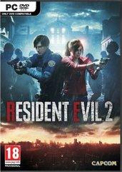 Resident Evil 2 (PC) + DLC + STEELBOOK!