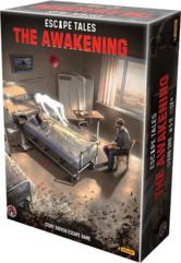 Escape Tales: Rytuał przebudzenia (Gra Planszowa)