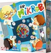 Dr Mikrob (Gra Planszowa)