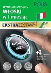 Szybki kurs językowy włoski w 1 miesiąc ekstra zestaw