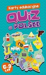 Karty edukacyjne Quiz o Polsce