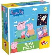 Świnka Peppa Puzzle