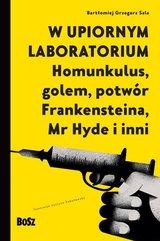 W upiornym laboratorium.