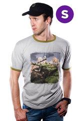 World of Tanks Comics Tank T-shirt S