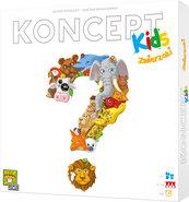 Koncept Kids: Zwierzaki (Gra Rodzinna)