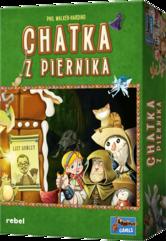 Chatka z piernika (Gra Planszowa)