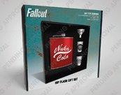 Piersiówka Fallout Hip Flask Set Nuka Cola