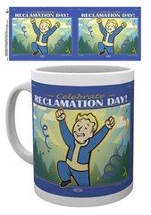 Kubek Fallout 76 Mug Reclamation Day